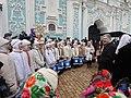 Participation of the President of Ukraine in the festive Christmas liturgy in Saint Sophia, Kiev 11.jpeg