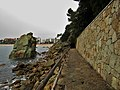 Path to Fenals Beach, Lloret de Mar.jpg