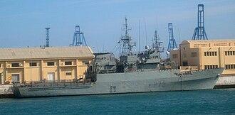 "Serviola-class patrol boat - Image: Patrullero ""Centinela"""