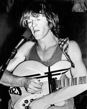 Paul Kantner - Kantner in 1972.