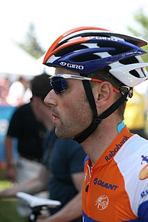Paul Martens bei der Tour of California 2012