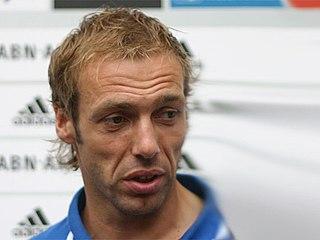 Paul Bosvelt Dutch former professional footballer