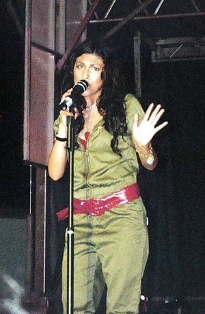 Paula DeAnda - DeAnda in March 2007