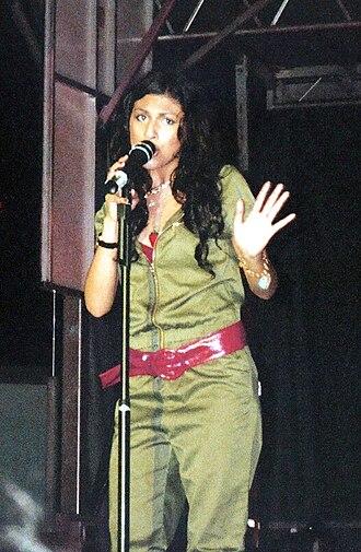 Paula DeAnda - DeAnda in March 2007