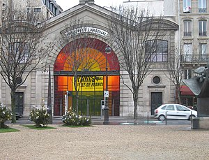 Pavillon de l'Arsenal - Pavillon de l'Arsenal