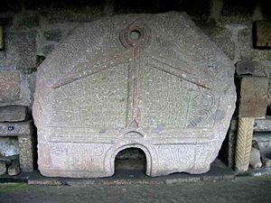 Enchanted Moura - Image: Pedra Formosa Briteiros