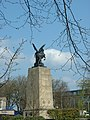 Pegasus War Memorial, Stafford - geograph.org.uk - 2003906.jpg