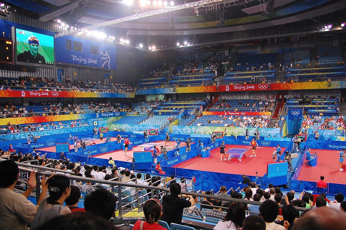 List Of Olympic Venues In Table Tennis