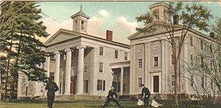 Pentecostal Collegiate Institute (Rhode Island) United States historic place