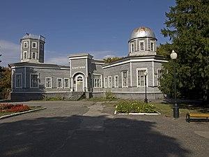 Penza Planetarium - Planetarium in 2016