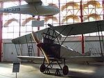 Petőfi Csarnok, Repüléstörténeti kiállítás, Aszódi Lloyd 40.01 prototípus.JPG