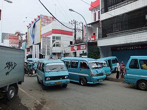 Pete-pete Makassar