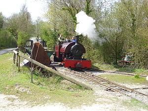 Amberley Museum Railway - Image: Peter Amberley