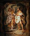Peter Paul Rubens - Le prophète Elie reçoit d'un ange du pain et de l'eau.JPG
