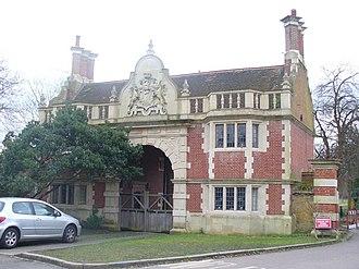 Ham House - Image: Petersham Road Lodge geograph.org.uk 1176138