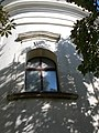 Pfarrkirche, SW Fenster, 2020 Piliscsaba.jpg