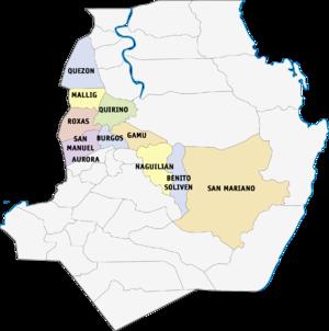 Legislative districts of Isabela - 2nd District of Isabela
