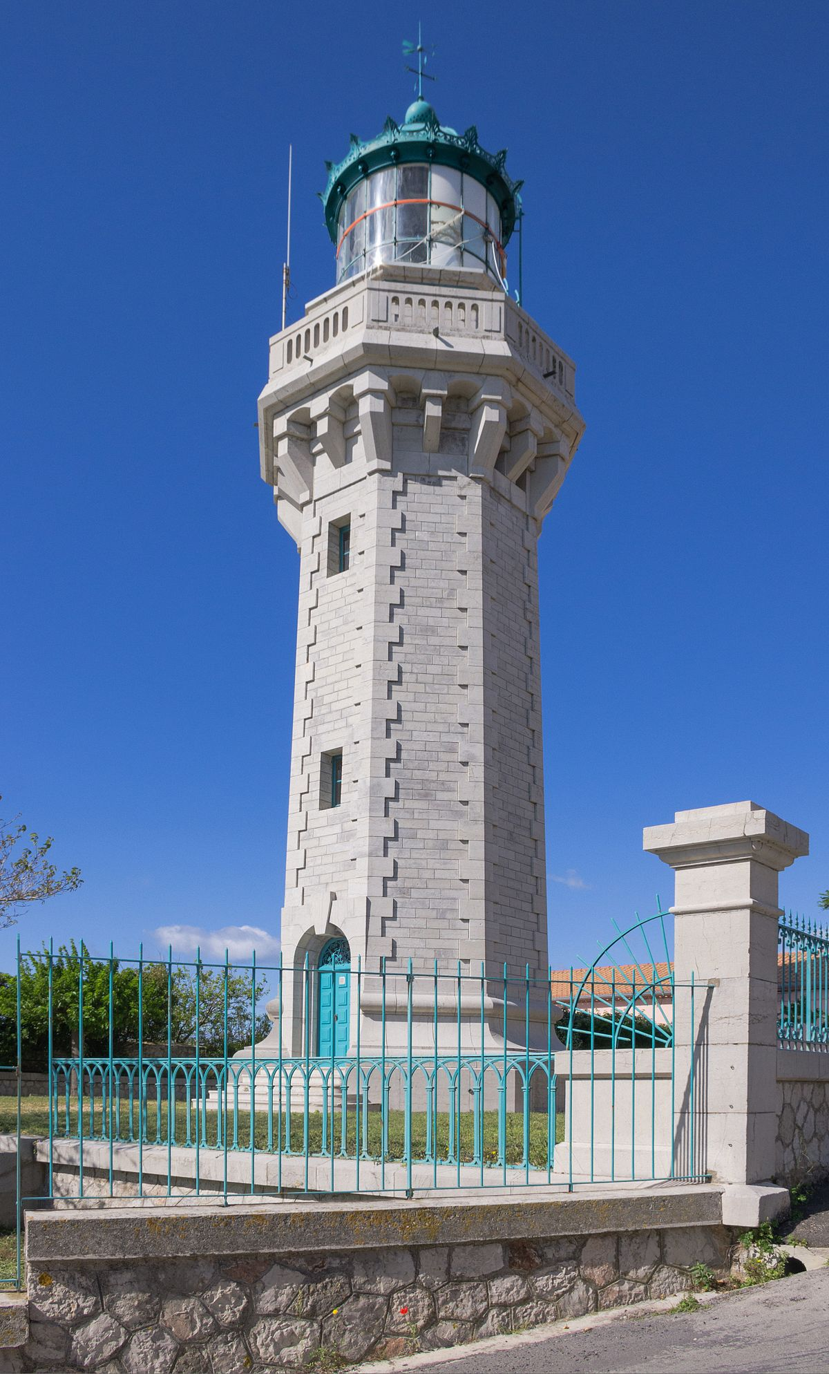 phare du mont saint clair wikipedia