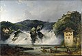 Philip James de Loutherbourg - The Falls of the Rhine at Schaffhausen.jpg