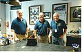 Phoenix-Phoenix Police Museum-Staff, Bob, Steve and Gary.jpg