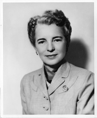 Cadet Nurse Corps - Lucile Petry (RN) Director of the Cadet Nurse Corps from 1943–48