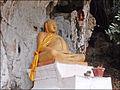 Phra Mahakaccayana gardien de la grotte de Pak Ou (4334669338).jpg