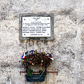 Piedicorte-di-Gaggio plaque commémorative bombardement 1943.jpg
