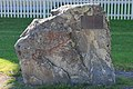 Pielisjärvi-Lieksa White Guard staff office site memorial 1.jpg