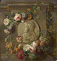 Pieter Faes - Medallion with Apollo surrounded by fruits and flowers.jpg