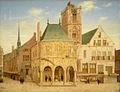 Pieter Jansz Saenredam - Het oude stadhuis in Amsterdam 001.JPG