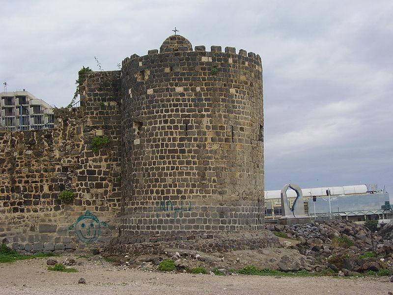 המגדל הנטוי בטבריה