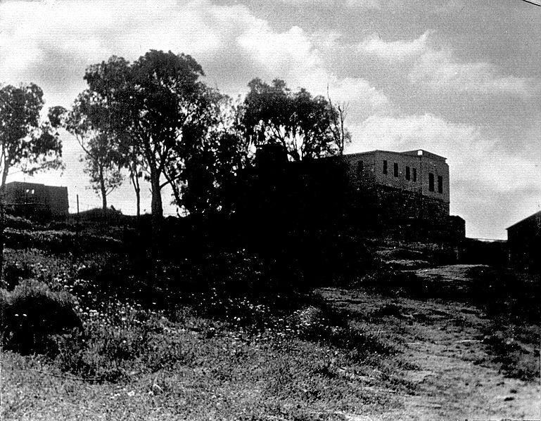 בית הבק-בית הראשונים