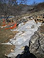 Pinilla del valle yacimiento Calveros abrigo Navalmaillo.JPG