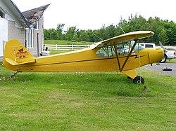 Piper aerostar wikivisually piper pa 11 image piper pa 11 super cub cf cub 1947 model fandeluxe Images