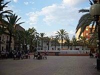 Plaça de País Valencià, Picanya.JPG