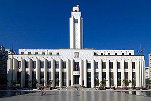 Villeurbanne - The city hall