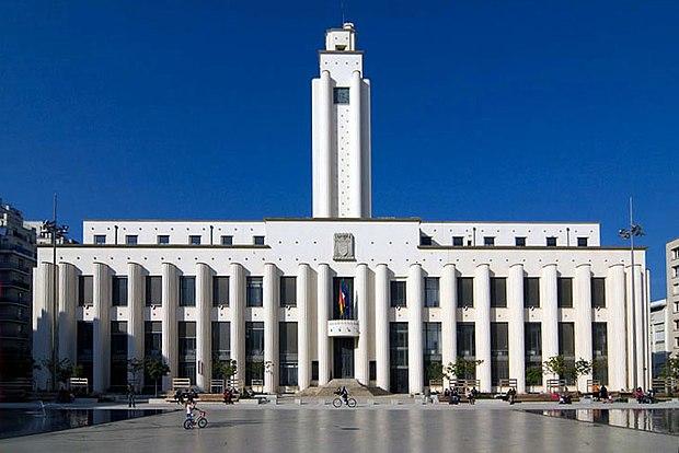 Monument historique à Villeurbanne