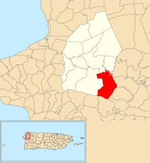 Plata, Moca, Puerto Rico Barrio of Puerto Rico
