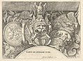 Plate 4- trophies of Roman arms from decorations above the windows on the second floor of the Palazzo Milesi in Rome MET DP832034.jpg
