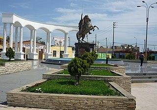 Pativilca District District in Lima, Peru