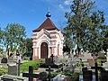Podlaskie - Bielsk Podlaski - Bielsk Podlaski - Cmentarz miejski 08.JPG