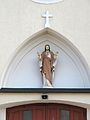 Podlaskie - Szudziałowo - Szudziałowo - Kościół pw. św. Wincentego Ferreriusza 20120317 07.JPG