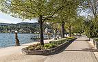 Poertschach Johannes-Brahms-Promenade Blumenstrand 15042016 1447.jpg