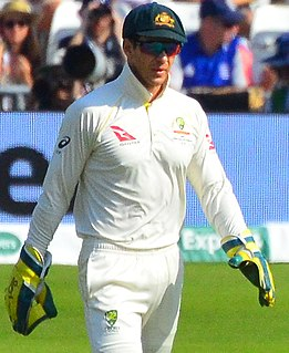 Tim Paine Australian cricketer