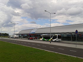 Image illustrative de l'article Aéroport de Mazovie Varsovie-Modlin