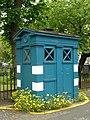 Police Box, Rutland Square - geograph.org.uk - 1321700.jpg