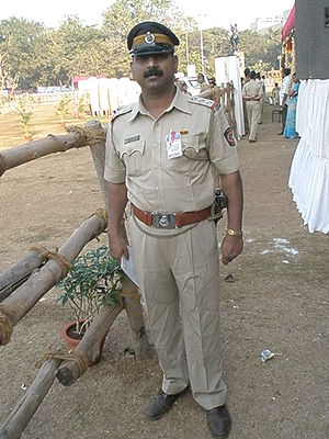 Mumbai Police - Assistant Police Inspector