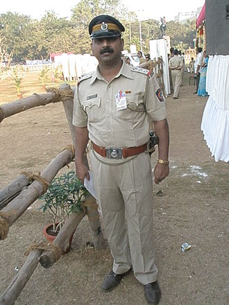 Mumbai Police - Assistant Police Inspector