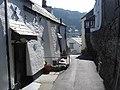 Polperro - narrow street - geograph.org.uk - 1190782.jpg