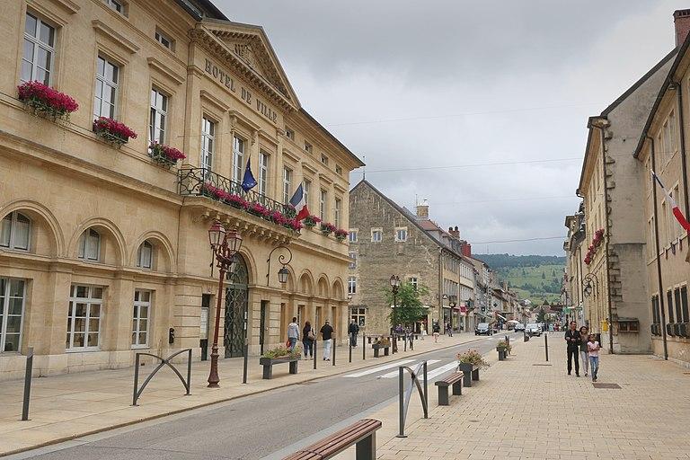 Maisons à vendre à Pontarlier(25)